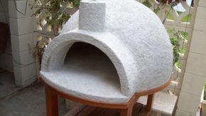 Mit einem Gymnastikball Pizzaofen selber bauen ? So geht es ! – Nathalie Theis