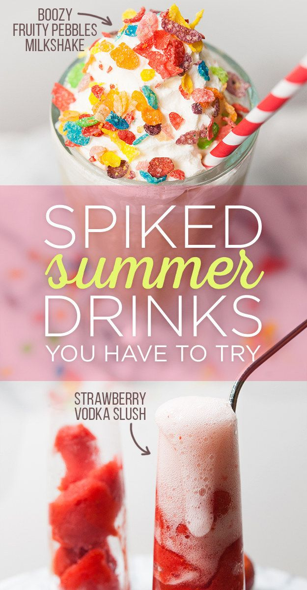 10 best images about drinks on pinterest whiskey drinks for Fruity pebbles alcoholic drink