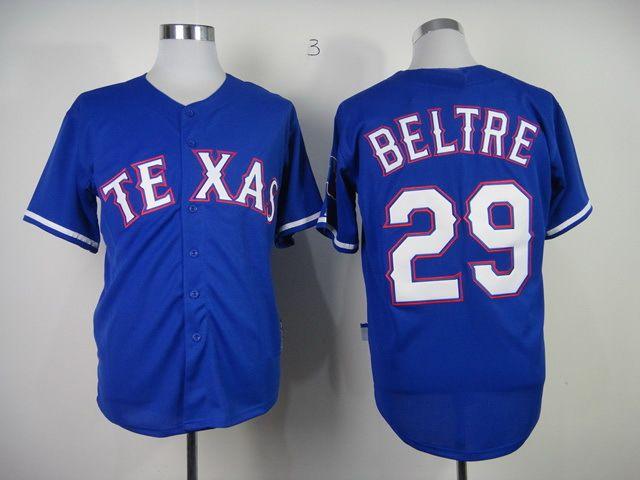 Магазин 29 адриан Beltre джерси бейсбол техасские рейнджеры джерси пустой синий белый красный серый для дома Beltre джерси