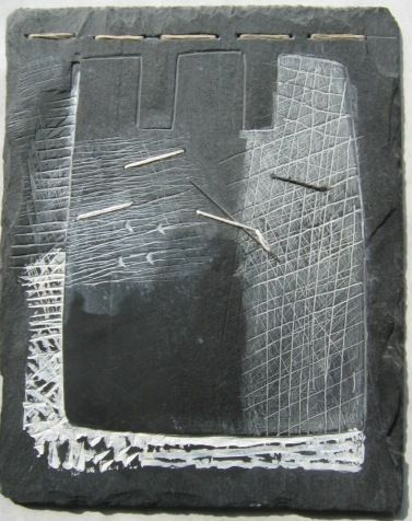 stitched slate by clyde olliver