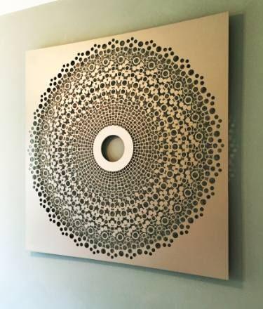 "Saatchi Art Artist Sarah Stafford-Rosamond; Sculpture, ""Quadrant I"" #art"