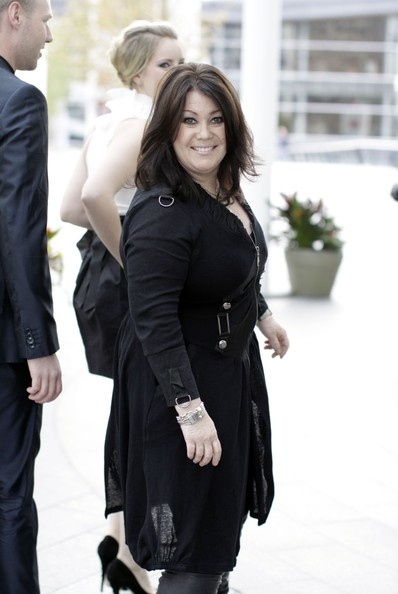 Jann Arden (at Michael Buble's wedding) one of the wittiest canadians there is
