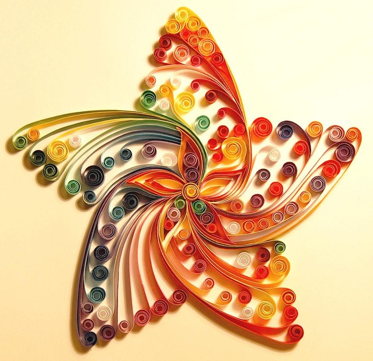 Quilling! I need to do more of this.
