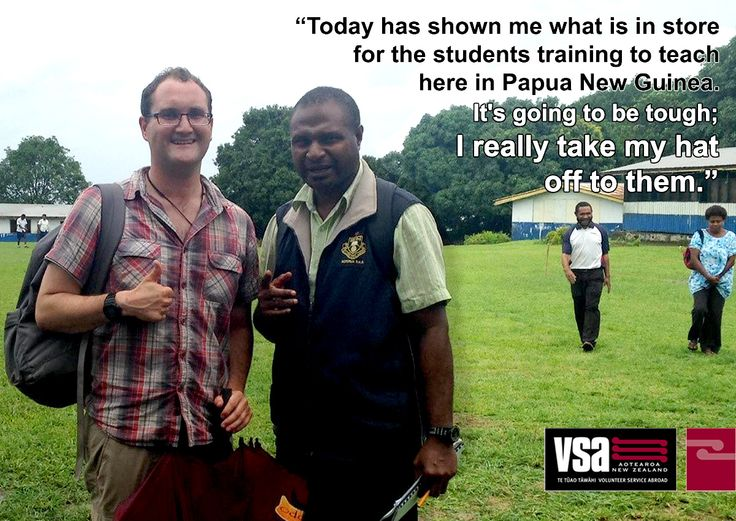 """""""This was a day that was an important step in me understanding what Kabaleo is trying to achieve in Papua New Guinea."""" Sam blogs from PNG."""