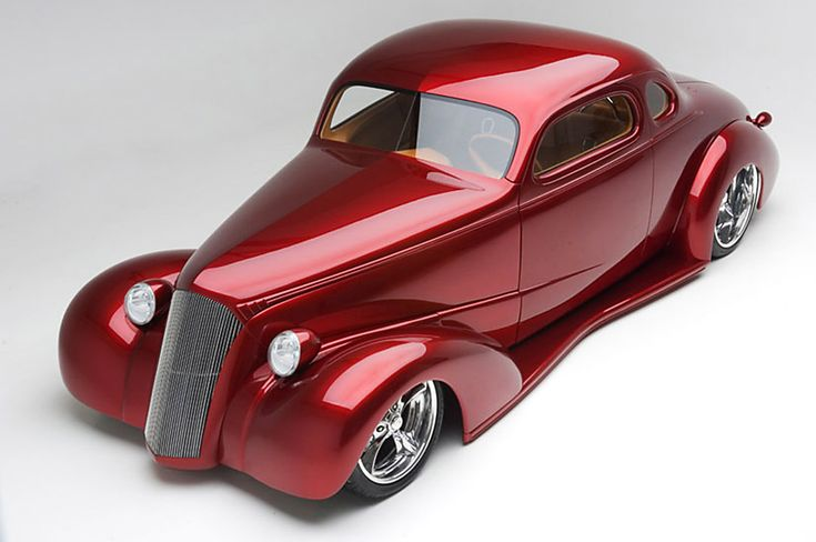 '37 Chevy – Kindig It