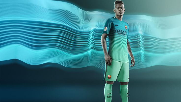 The new Barcelona third kit will be available from November 1st at Nike.com.