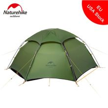 Naturehike Outdoor Rainproof Camping Tent Ultralight 2 Person Tent Hexagonal Windproof Waterproof Hiking Tourist Coating Tent //Price: $US $149.25 & FREE Shipping //   #gloves #decor #dresses #skirts #pants #tshirts