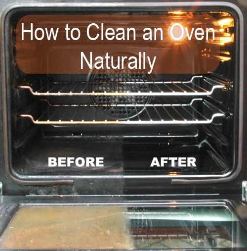 How to Clean an Oven The Nontoxic Way
