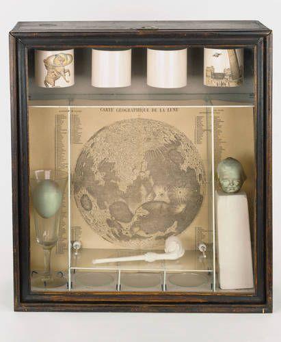 ジョセフ・コーネルのシャボン玉箱 Joseph Cornell, Untitled (Soap Bubble Set)