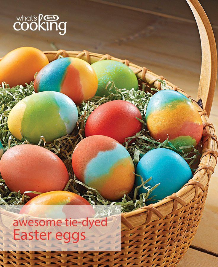 Impress your kids with this fruity craft. Pour some KOOL-AID and then dip and dye your way to cool, colourful Easter eggs. Click or tap image for this fun #craft from KRAFT HEINZ. ;)