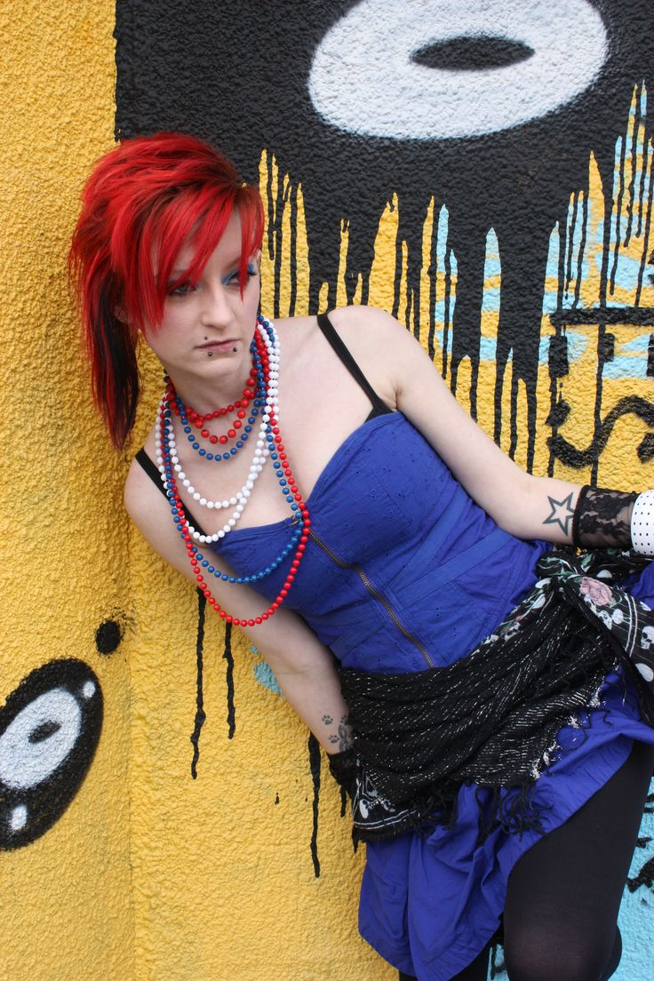 Image result for diy cyndi lauper costume