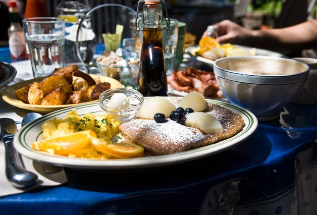 The Best Brunches in East Bay - San Francisco Bay Area Brunch
