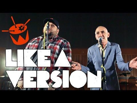 (6) A.B. Original ft. Paul Kelly - Dumb Things (Like A Version cover) - YouTube