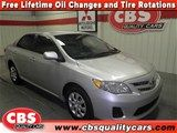2011 Toyota Corolla For Sale in Durham 2T1BU4EE6BC668239