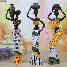 Resultado de imagen para Африканские женщины статуи