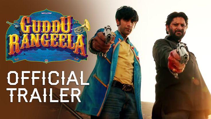 Guddu Rangeela   Official Trailer   Arshad Warsi   Amit Sadh   Aditi Rao...