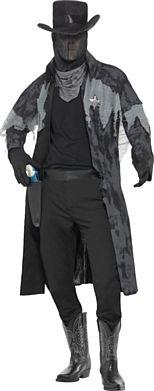 Ghost Town Phantom Sheriff Halloween Costume http://www.partypacks.co.uk/ghost-town-phantom-sheriff-costume-pid93739.html
