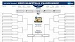 NCAA Tournament Bracket.