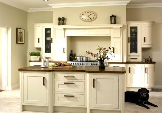 Classic cream kitchen