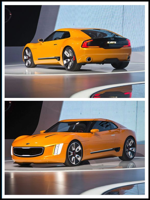 KIA purported to be releasing their first sports car in 2020 ... The GT4 Stinger!  http://blog.nobodydealslike.com/index.php/2015/08/06/will-kia-be-introducing-its-first-sports-car-by-2020/  #KIA #GT4Stinger #Stinger #BankStreetKIA #KIAOnHuntClub