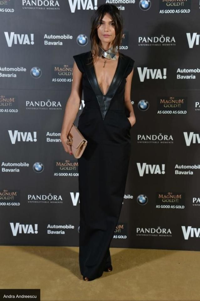 Romanian designer Andra Andreescu