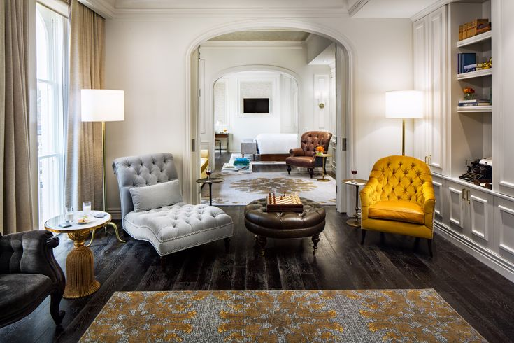 The Adelphi Hotel: Saratoga Springs, New York State