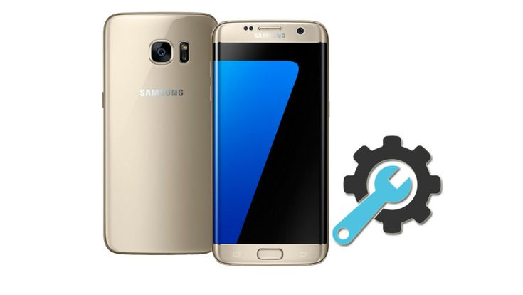 How To Factory Reset Samsung Galaxy S7 Edge Samsung Galaxy S7 Edge Samsung Galaxy S7 Samsung Galaxy