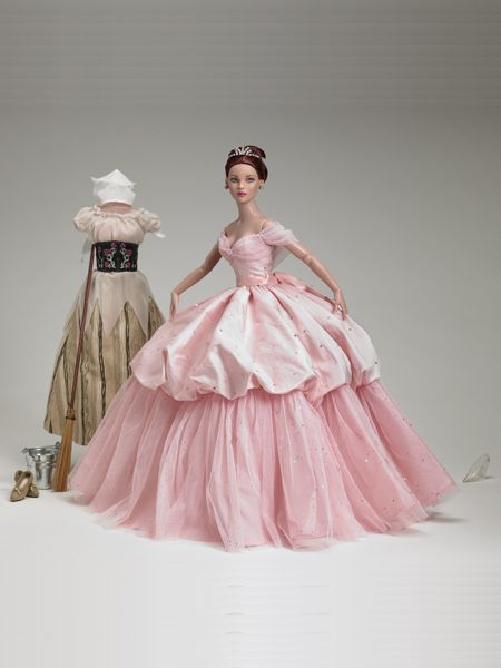 Cinderella Rose | Tonner Doll Company  I regret I didn't buy this when I had the chance.