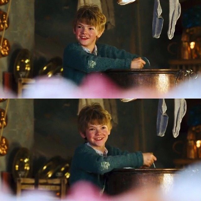 15 year old Cute Thomas in Nanny McPhee