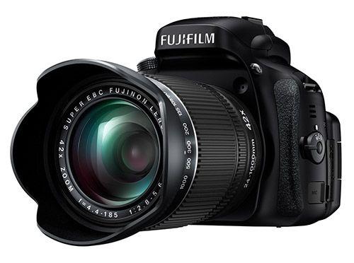 Fujifilm FinePix HS50EXR, nouveau bridge haut de gamme