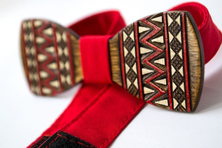 Wooden Bow Tie 100% Handmade With Prints Unisex Accesories( Likes Ralph Lauren ) #Handmade #BowTie