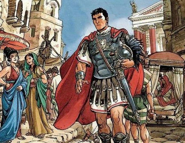 Hadrian the gay emperor