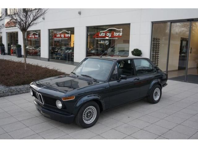 BMW 2002 Tii Touring Turbo-Optik Baujahr 1973