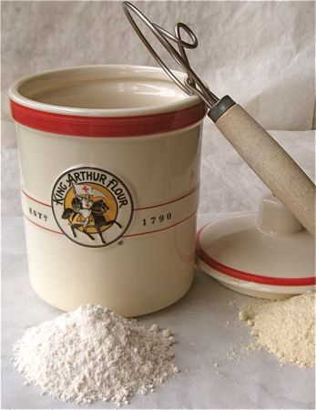 How to make your own gluten free sourdough starter - King Arthur's