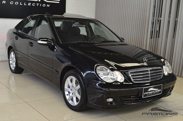 Mercedes-Benz C180 - 2007 (8).JPG
