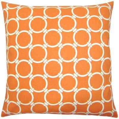 Die besten 25+ Orange kissen Ideen auf Pinterest braunes Sofa