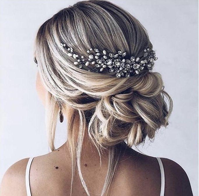 Les plus belles coiffures de mariée de +50 à partir de vrais mariages   – Wedding Hairstyles