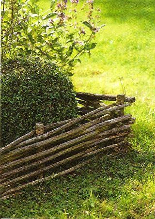 sweet, simple fence.
