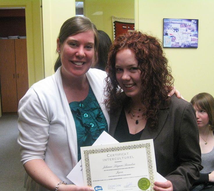 Intercultural Certificate