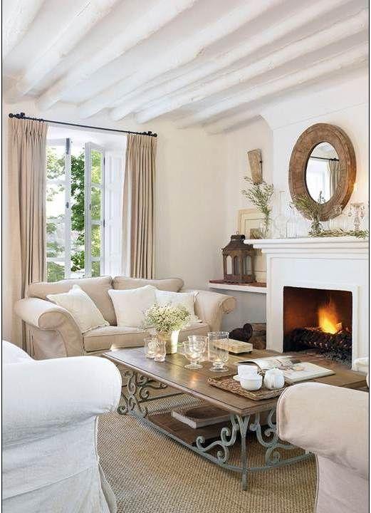 Sugest o de decora o de salas da revista el mueble home sweet home pinterest neutral - El mueble decoracion ...