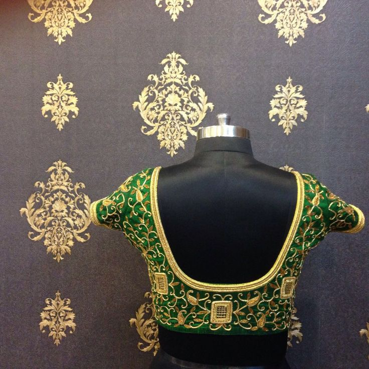 21 Gorgeous Bridal Blouses You can get from Moksh Designer Boutique   Chennai #Ezwed #Blouse #Designs #Brides