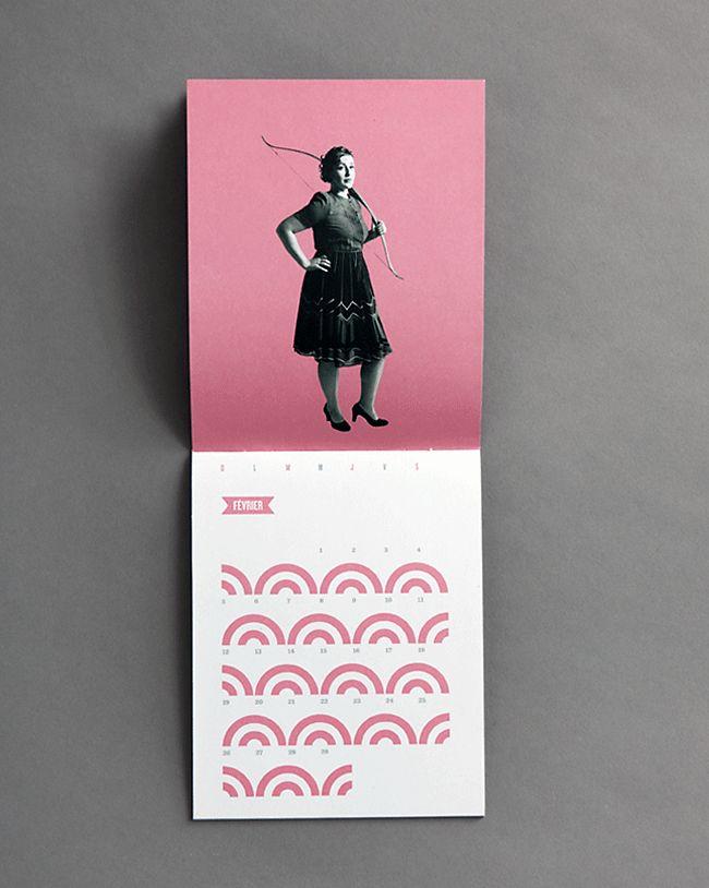 Simon Guibord calendar for Edgar. Nice stuff.