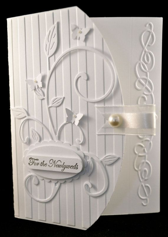 Stampin Up Embossed Greeting Card Kit Whisper White Wedding and More options