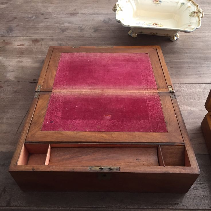 Caja escritorio