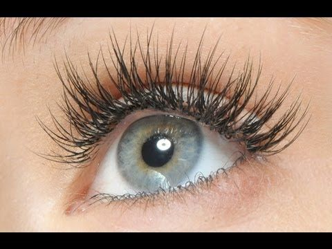 how to clean fake eyelashes with water