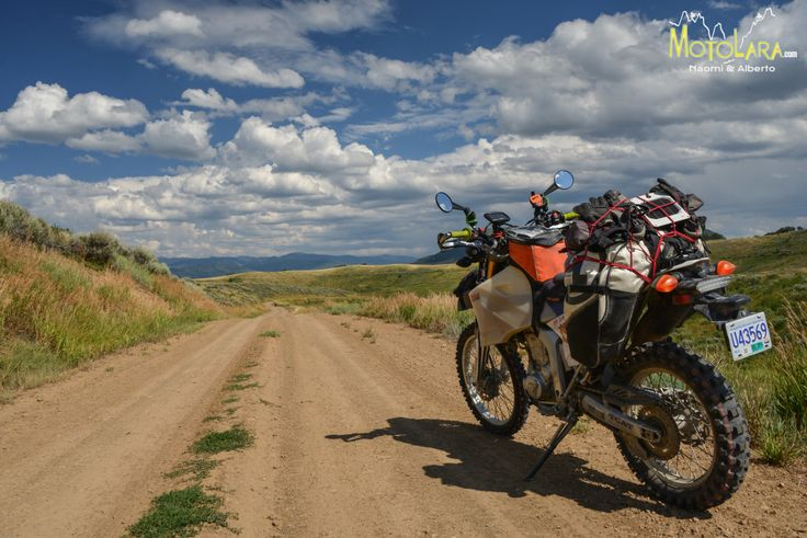 North to South on the Colorado BDR