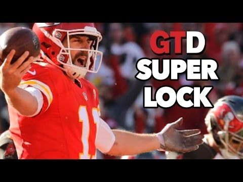 2016 Week 12 NFL Picks: Best Bets, Preview & Super Lock | Game Time Decisions