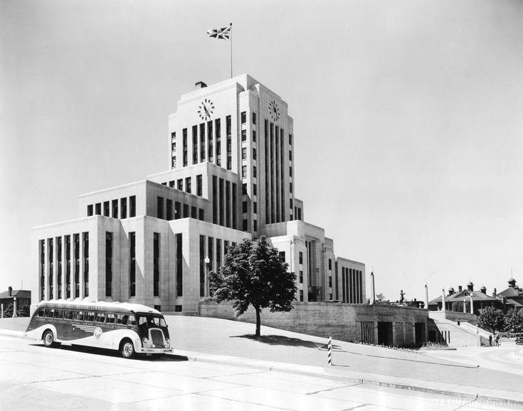 Top 10 Vancouver Art Deco -