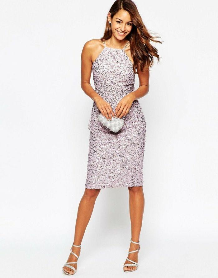 40c063591fa ▷ 1001 + ideas de vestidos Nochevieja según las últimas tendencias ...