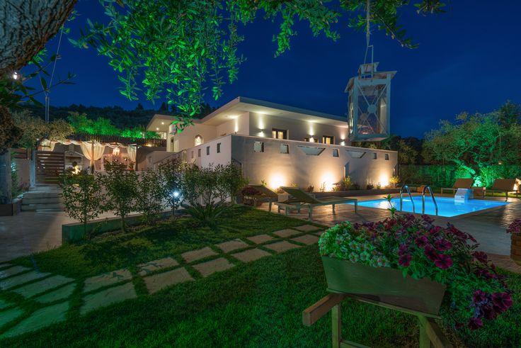 Vatia Private Pool Villas in Tragaki Zakynthos Island, Greece